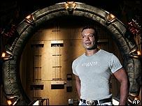 Christopher Judge in Stargate: SG1