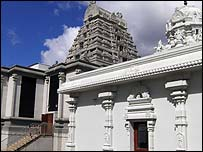 Shri Venkateswara (Balaji) Temple of UK