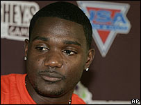 Justin Gatlin