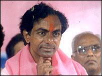 K Chandrasekhara Rao