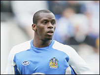 Henri Camara has signed a new deal at Wigan