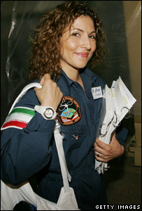Anousheh Ansari (Getty Images)