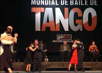 Tango World Championships