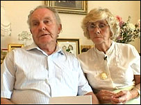 Derek and Joan Bye