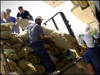 Unloading relief