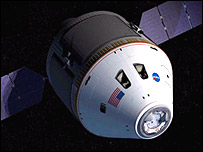 Crew Exploration Vehicle, Nasa
