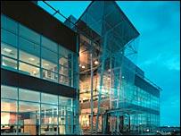 Nexia headquarters in Sellafield