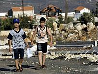Children in al-Khiyam