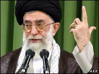 El ayatolá Alí Jamenei