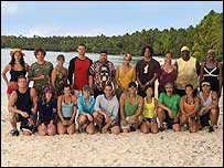 Survivor contestants