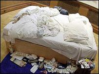 """""""Mi cama"""", de Tracy Emin"""