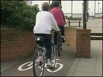 Cyclists generic