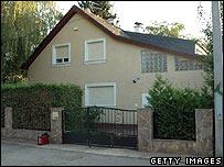 Priklopil's house