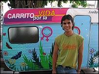 Samuel Hernández. Imagen: Raquel  Pérez