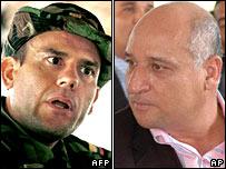 Carlos Castano (2001) and Vicente Castano (2006)