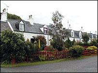 Edinbane (Pic: Undiscovered Scotland)