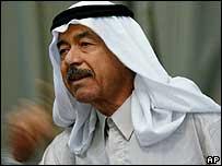 Ali Hassan al-Majid, aka Chemical Ali