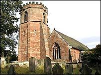St Luke's, Hodnet