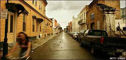 Distrito Franc�s de Nueva Orleans en 2006