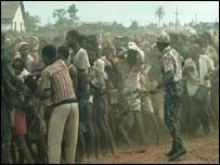 1967 Biafran war