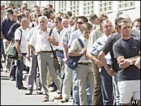 El desempleo en los Estados Unidos sigue cerca del 10%, pero con pronóstico favorable