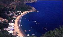 Playa Chichiriviche de la Costa, en Venezuela. Foto: Jimmy Villalta