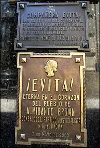 Tomb of Evita