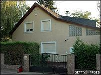 The house where Natascha Kampusch was held captive for eight years
