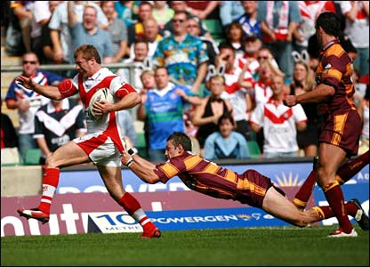 St Helens' Sean Long