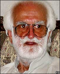 Nawab Akbar Bugti - file photo