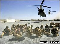 Milwyr Prydeinig yn Afghanistan