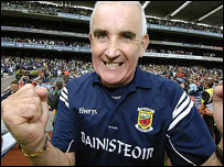 Mayo boss Mickey Moran