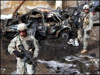 جنود امريكيين في العراق