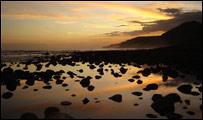 Playa en El Salvador enviada por Wilber Calderón