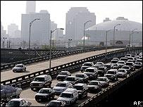 Evacuación de Nueva Orleans