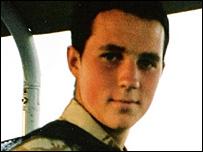 Lance Corporal Jonathan Hetherington