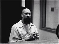 John Greschner, who is now in a supermax prison