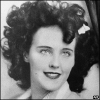 Elizabeth Short, the Black Dahlia