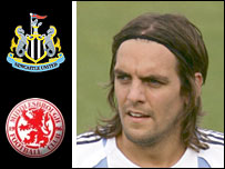 Jonathan Woodgate is interesting both Boro and Newcastle