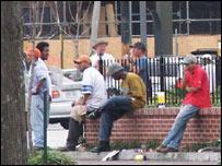 Hispanos en Nueva Orleans (imagen cortesía del Proyecto Defensa Laboral)