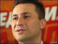 PM Nikola Gruevski