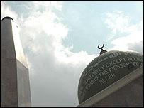 Мусульманский центр в Нью-Йорке