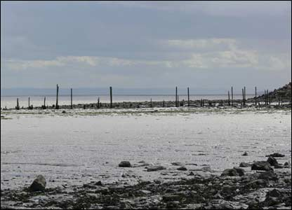Low tide at Goldcliff, Newport (Nick Morgan, Caerleon)