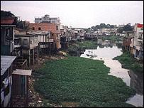 Área pobre de Manaos