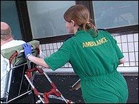 Ambulance worker generic