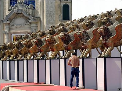 В Венеции все готово к торжественному открытию очередного кинофестиваля