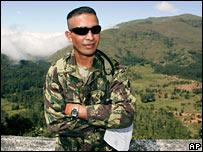 Major Alfredo Reinado (file image)