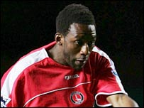 Midfielder Jason Euell is lining up a move north