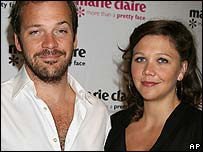Peter Sarsgaard and Maggie Gyllenhaal