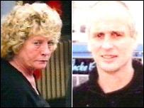 Sylvia and Keith Davis